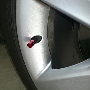 16 NEW Xceldyne Valve Lash Caps 6MM Nascar Woo Indy Hot Rod RA2