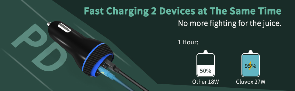 samsung galaxy a71 5G super fast Car chagrer 25W PPS PD phone charger for car