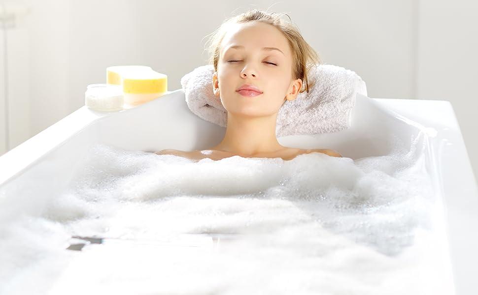 Enjoy a Warmer, Deeper Bath!
