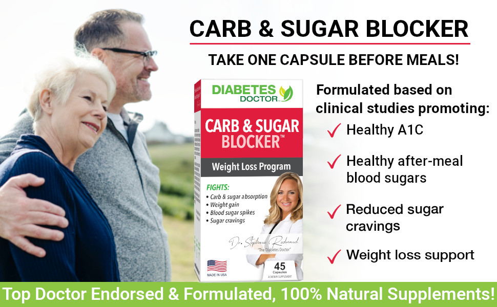 carb sugar blocker take one capsule before meals healthy a1c after meal blood sugar cravings support