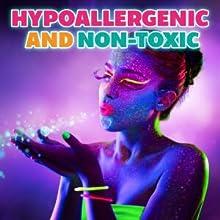 Hypoallergenic and non toxic
