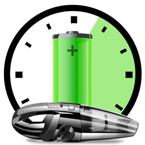 Charge Rapide et Durée d'exécution plus Longue