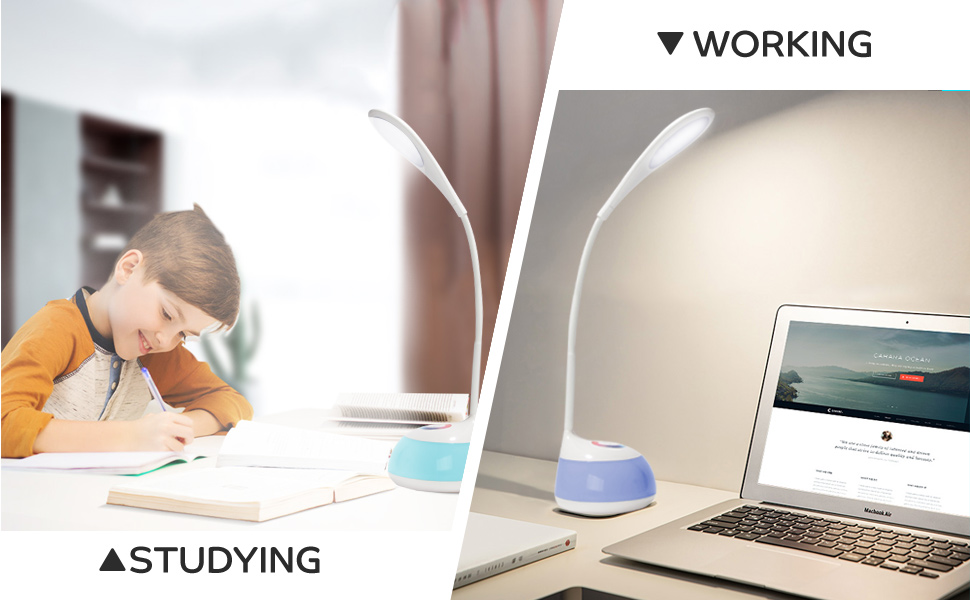 desk lamp for study and working