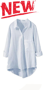 linen shirts for women