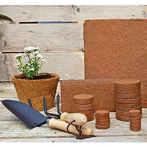 coco, coir, pith, growing, substrates, mediums, amendments, fertilizer, soil, organic, farm, garden