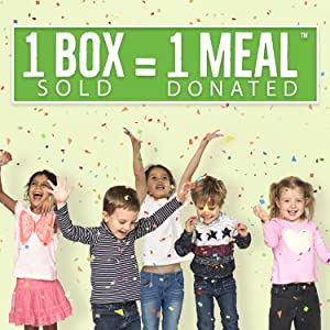 1 Box Sold = 1Meal Donated to Children in Need