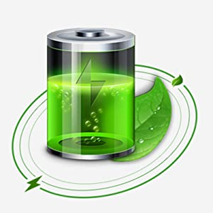 Energy efficient battery