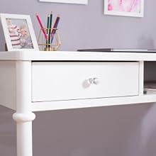 Quality Child desk white