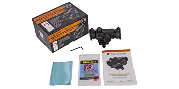 Primary Arms Silver Series Compact 1x20 Prism Scope - ACSS-Cyclops Reticle Red Illumination