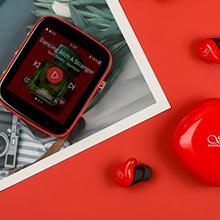 Shanling Q1 Portable Hi-Fi Audio Player Music Player MP3 player - MusicTeck