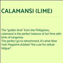 CALAMANSI