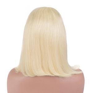 bob wigs blond