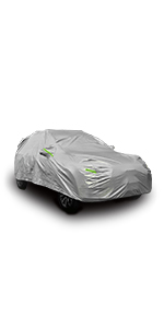 Car cover for Jeep