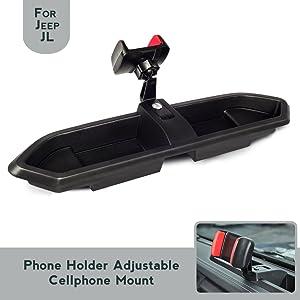 for Jeep Wrangler Phone Holder