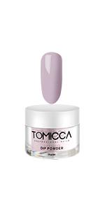 lilac powder