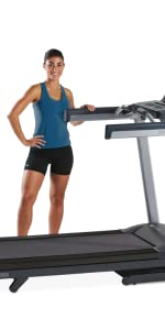 TR3000i Folding Treadmill