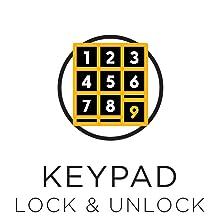 Keypad Lock and Unlock