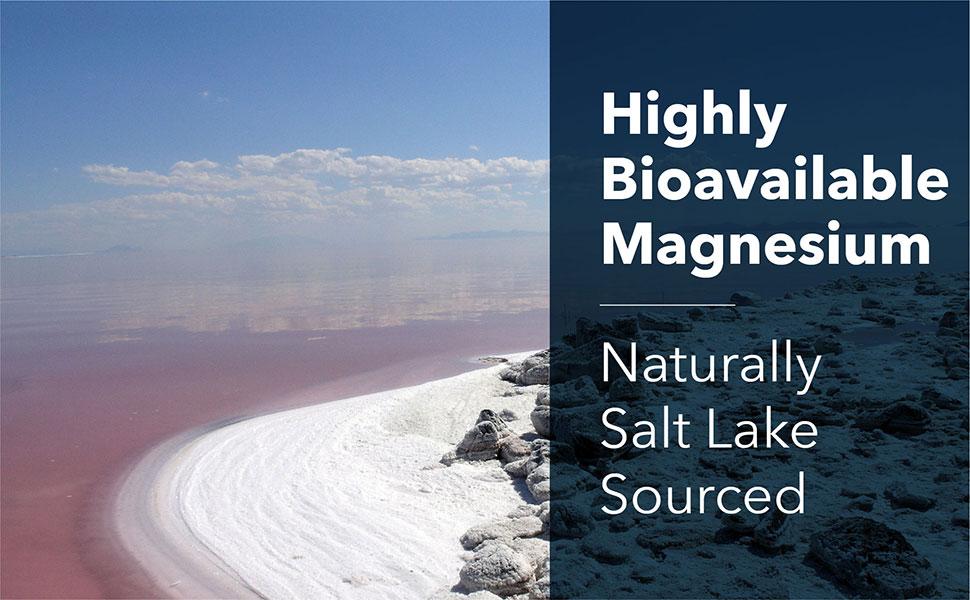 Natural High Potency Magnesium