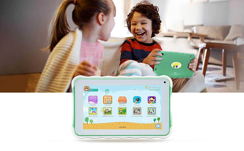 TJD Android 7 inch Tablet for Kids