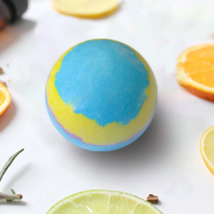 Each bath bombs can ensure you comfortable home spa bathing experience