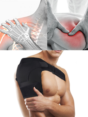 SZDLC shoulder brace for women and men compression shoulder sleeve Rotator Cuff for Right & Left