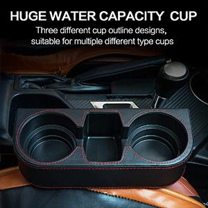huge water capacity