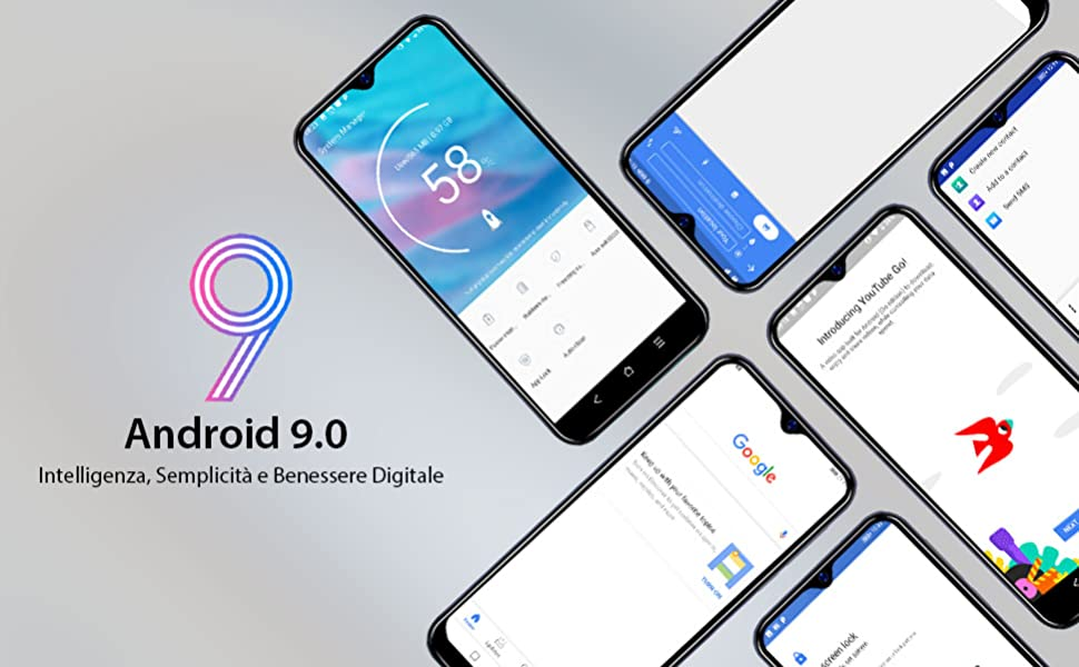 Blackview A60 Pro Android 9