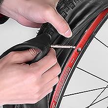 DMLNN 28 700x35-43C Road Bike  Inner Tubes Presta Valve 48mm for Road Bikes with