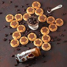 snacks cookies chocolate