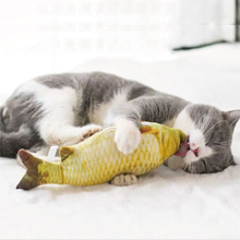 Flopping Fish Cat Toy 7
