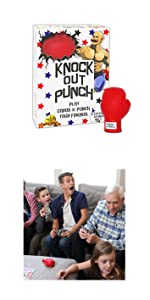Knock Out Punch, party game
