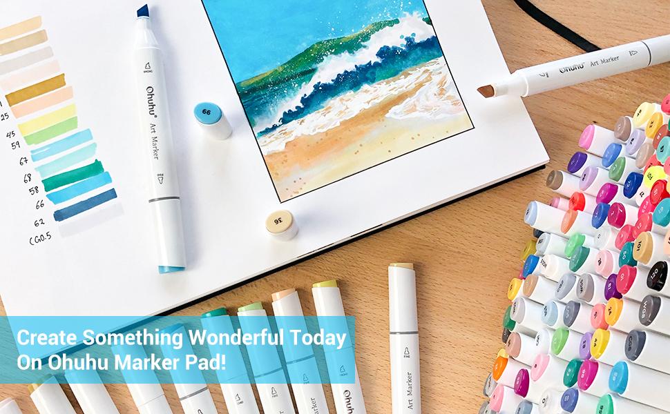 marker pad