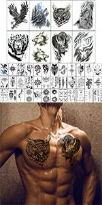 tempoary tattoos