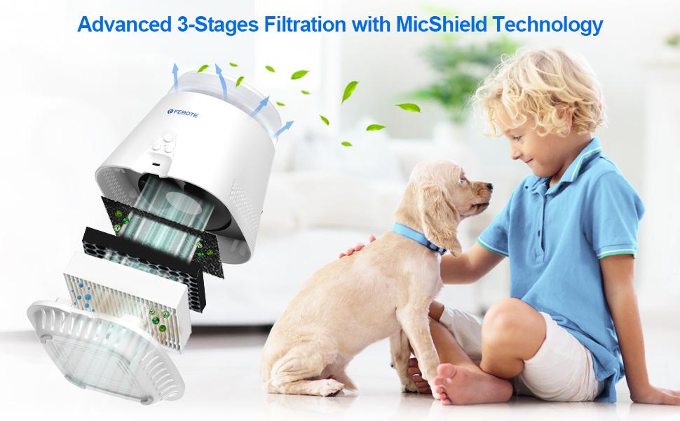 FEBOTE air purifiers