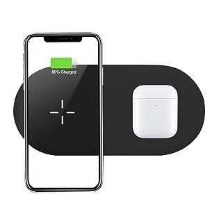 Dual fast wireless charging pad