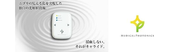 メディカルフォトニクス会社ロゴ