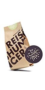 Reishunger Quinoa Integral Orgánica Blanca de Primera Calidad ...