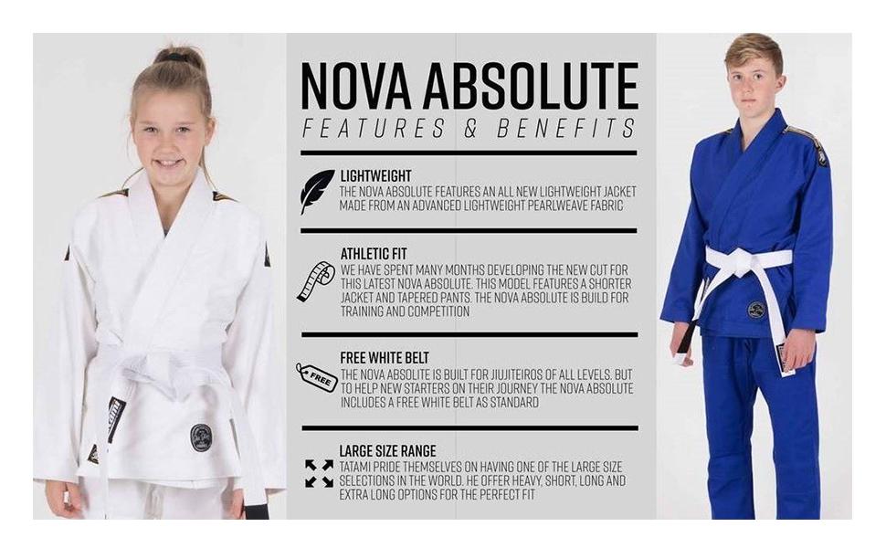 Nova absolute