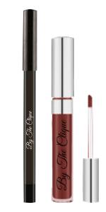 Lip kit lipstick and lip liner pencil set