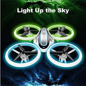 drone led lights