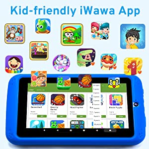 Special tablets for kids