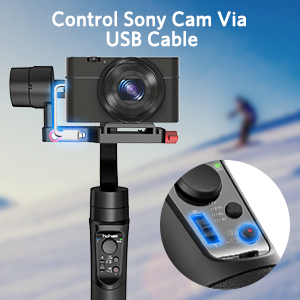 gimbal for smartphone gimbal stabilizer for sony camera gimbal for vlogging camera gimbal