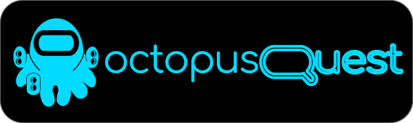 Octopus Quest Oculus Quest Accessories Logo