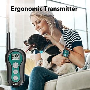 safe electric dog shock collar