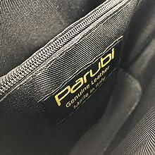 Etichetta interna che mostra l'originalità del prodotto