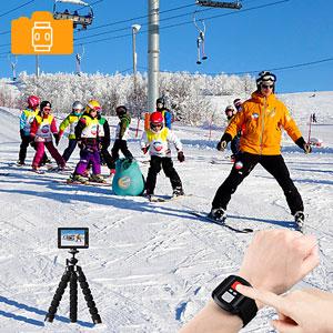Wrist 2.4G Remote Control