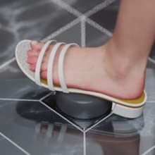 basement bathroom shower stainless steel Anti-blocking Cut hair floor drain cover 11