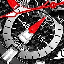 Timekeeping sec watch
