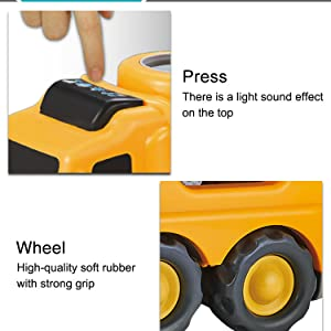 toy trucks for boys age 2-3