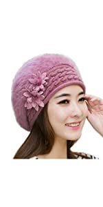 Trendy Winter Warm Chunky Soft Stretch Cable Knit Beanie Skully